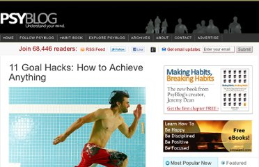http://www.spring.org.uk/2011/03/11-goal-hacks-how-to-achieve-anything.php