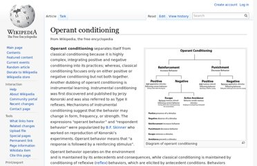 http://en.wikipedia.org/wiki/Operant_conditioning