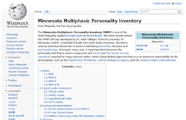 http://en.wikipedia.org/wiki/Minnesota_Multiphasic_Personality_Inventory