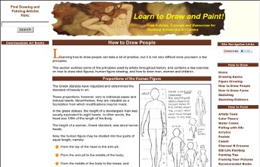 http://www.learn-to-draw-and-paint.com/how-to-draw-people.html