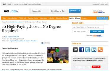 http://jobs.aol.com/articles/2008/12/10/10-high-paying-jobs-no-degree-required/