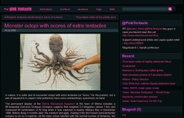 http://pinktentacle.com/2008/07/monster-octopi-with-scores-of-extra-tentacles/
