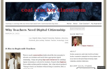 http://coalcrackerclassroom.wordpress.com/2011/03/29/digital-citizenship-in-schools-inverted/