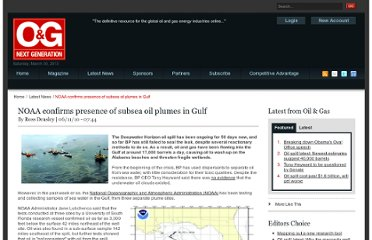 http://www.ngoilgas.com/news/noaa-confirms-presence-of-subsea-oil-plumes-in-gulf/