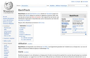 http://fr.wikipedia.org/wiki/BackTrack