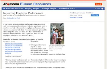 http://humanresources.about.com/od/manageperformance/a/talk_results.htm