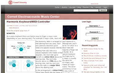 http://digital.music.cornell.edu/node/822