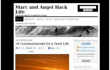http://www.marcandangel.com/2011/04/04/10-commandments-for-a-good-life/