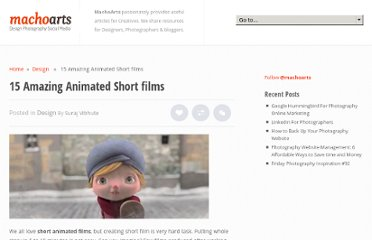 http://machoarts.com/15-amazing-animated-short-films
