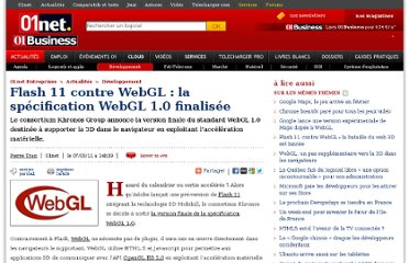 http://pro.01net.com/editorial/529613/flash-11-contre-webgl-la-specification-webgl-1-0-finalisee/