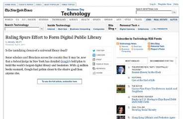 http://www.nytimes.com/2011/04/04/technology/04library.html?_r=1