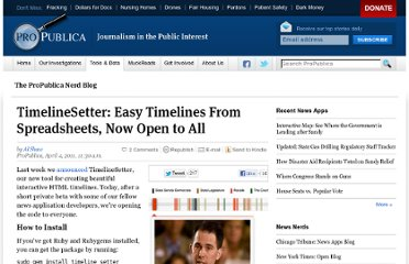 http://www.propublica.org/nerds/item/timelinesetter-easy-timelines-from-spreadsheets-now-open-to-all