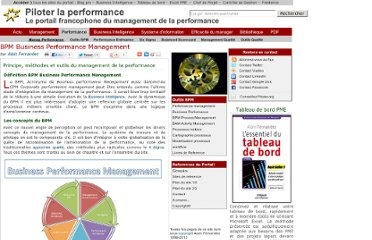 http://www.piloter.org/process-management/performance-management.htm