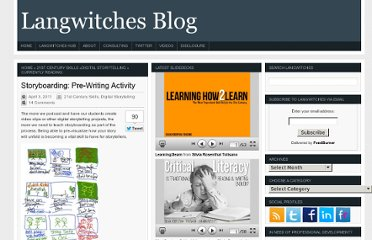 http://langwitches.org/blog/2011/04/03/storyboarding-pre-writing-activity/