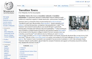 http://en.wikipedia.org/wiki/Transition_Towns