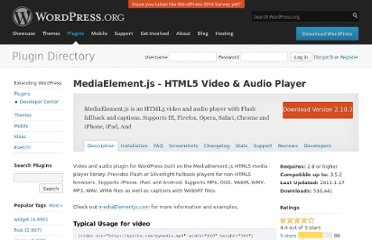 http://wordpress.org/extend/plugins/media-element-html5-video-and-audio-player/