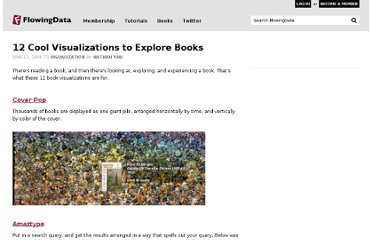 http://flowingdata.com/2008/06/12/12-cool-visualizations-to-explore-books/