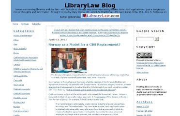 http://blog.librarylaw.com/librarylaw/2011/04/norways-no-model-for-a-gbs-replacement.html