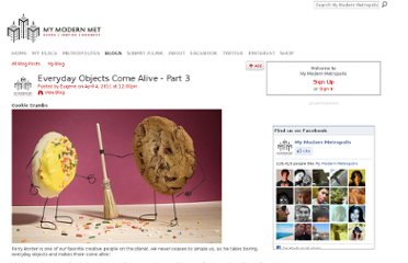http://www.mymodernmet.com/profiles/blogs/everyday-objects-come-alive-1