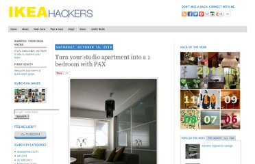 http://www.ikeahackers.net/2010/10/turn-your-studio-apartment-into-1.html