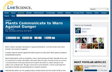 http://www.livescience.com/1909-plants-communicate-warn-danger.html