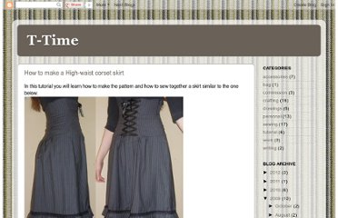 http://raspberry-tea.blogspot.com/2009/06/how-to-make-high-waist-corset-skirt.html