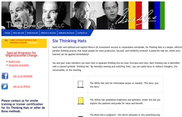 http://www.debonogroup.com/six_thinking_hats.php