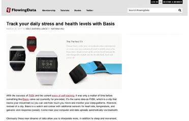 http://flowingdata.com/2011/03/29/track-your-daily-stress-and-health-levels-with-basis/