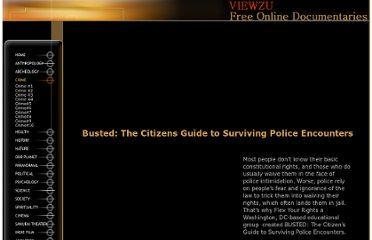 http://www.viewzu.com/crime/bustedthe_citizens_guide_to_surviving_police_enco.html