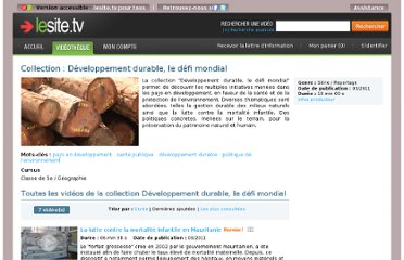 http://www.lesite.tv/videotheque/0819.0000.00-developpement-durable-le-defi-mondial