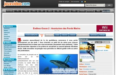 http://www.jeuxvideo.com/articles/0001/00012282-endless-ocean-2-aventuriers-des-fonds-marins-test.htm