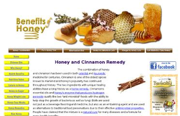 http://www.benefits-of-honey.com/honey-and-cinnamon.html