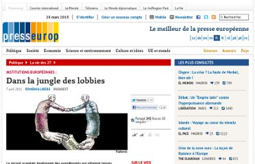 http://www.presseurop.eu/fr/content/article/588701-dans-la-jungle-des-lobbies