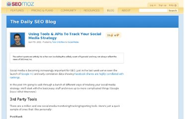 http://www.seomoz.org/blog/how-to-track-your-social-media-strategy