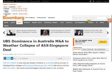 http://www.bloomberg.com/news/2011-04-07/ubs-dominance-in-australia-m-a-to-weather-collapse-of-asx-deal.html