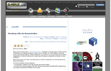 http://www.zataz.com/news/20790/firesheep-firefox-demonstration-video.html