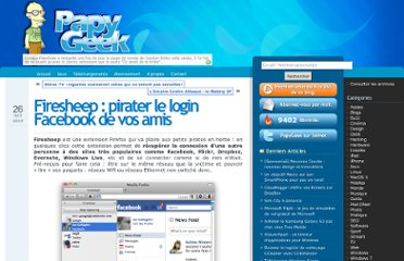 http://www.papygeek.com/hacking/firesheep-pirater-le-login-facebook-de-vos-amis/