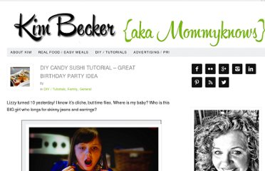 http://www.mommyknows.com/birthday-party-candy-sushi/
