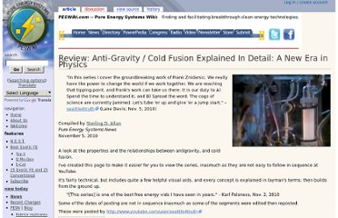 http://www.peswiki.com/index.php/Review:_Anti-Gravity_/_Cold_Fusion_Explained_In_Detail:_A_New_Era_in_Physics