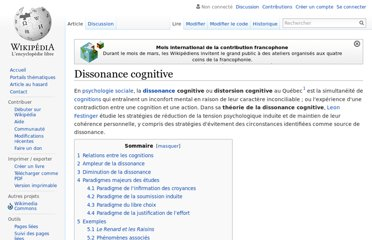 http://fr.wikipedia.org/wiki/Dissonance_cognitive