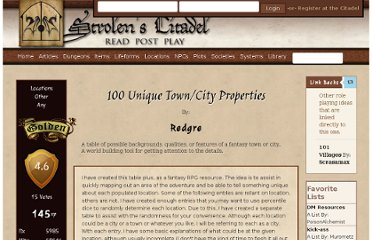 http://strolen.com/viewing/100_Unique_TownCity_Properties