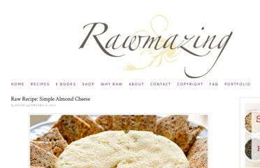 http://www.rawmazing.com/raw-recipe-simple-almond-cheese/