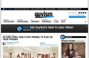 http://guyism.com/humor/april-fools-day-pranks-jokes-gags-tricks.html