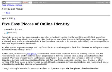 http://evhead.com/2011/04/five-easy-pieces-of-online-identity.html