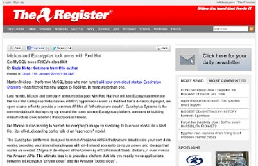 http://www.theregister.co.uk/2011/01/11/eucalyptus_and_redhat/