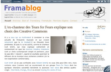 http://www.framablog.org/index.php/post/2009/01/25/ex-tears-for-fears-curt-smith-creative-commons
