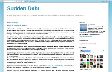 http://suddendebt.blogspot.com/2010_06_01_archive.html