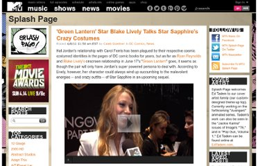 http://splashpage.mtv.com/2011/04/08/green-lantern-star-blake-lively-talks-star-sapphires-crazy-costumes/