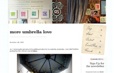http://blog.rscleveland.com/?tag=umbrella-love
