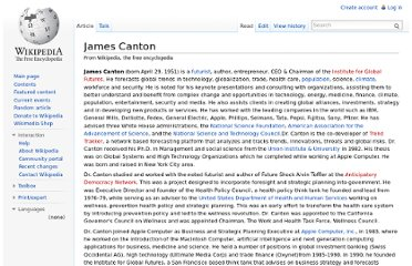 http://en.wikipedia.org/wiki/James_Canton